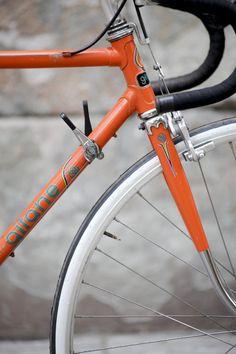 Detalles Vintage bicycle Gitane 1974 Fotos Eva Ruiz