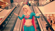 Beautiful People, Beautiful Women, Comic Con Cosplay, One Piece, Sexy Gif, Geek Girls, Cosplay Girls, Supergirl, Best Funny Pictures