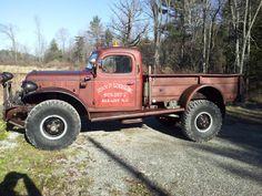 Dodge Power Wagon Upper New York