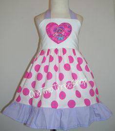 Custom Boutique Clothing Abby Cadabby Sassy Girl Dress on Etsy, $39.99