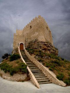 Castillo de Curiel, Valladolid, Spain