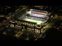 Video: Aerial view of Texas A&M's Midnight Yell