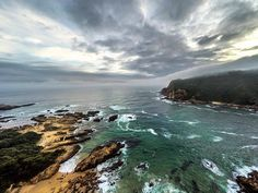 Omw how stunning is this photo by @mrandymeyer!  Knysna Heads at its best!  Photo selected by @sharynhodges by gardenroute