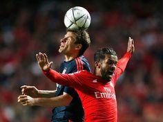 Benfica-Bayern Munique (Reuters)b