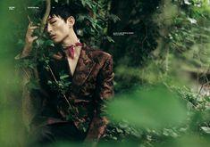 Photoshoot Concept, Men Photoshoot, Forest Photography, Portrait Photography, Fashion Photography, Sang Woo Kim, Fashion Model Poses, Male Fashion, High Fashion