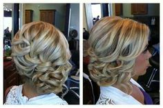 Wedding hair !!!