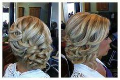 Wedding hair !!!