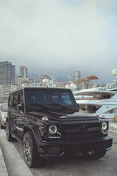 Mercedes-Benz G63 AMG. It's so beautiful