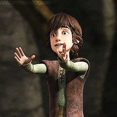 Sarcasm Personified | Hiccup | How to Train Your Dragon | (gif)