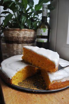 Čo dnes Nika vyvára?: Passion For Carrot :) Slovak Recipes, Kitchen Stories, Sweet Cakes, Carrot Cake, Cornbread, Sweet Recipes, Stevia, Carrots, Food And Drink