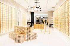 Retail Project | Anna Karlin