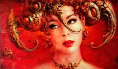 BY GERARD DI MACCIO......VISIONARY FRENCH PAINTER.....BING IMAGES.....