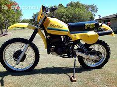 1980 Suzuki PE400