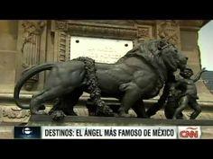 La historia del Ángel de la Independencia en el DF