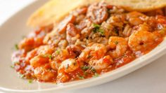 Shrimp Creole with Bone Broth  Traditionally served over rice, this shrimp creole is an ultimate comfort food especially if it always remind you of home. This can also be eaten as a soup or appetizer.