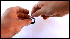 Tutorial ring zip anelli di cerniera