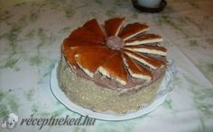 Dobos torta recept fotóval
