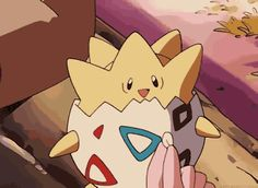Words cannot express how much I love togepi. Too much cuteness!!