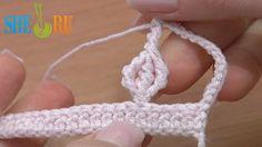 Cluster Stitch Under Post Tutorial 27 Crochet Complex Stitch…