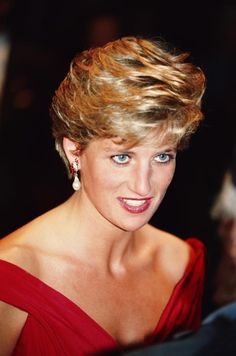 Lady Diana, my hero and greatly missed.