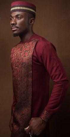 Stylish multi-ethnic men's formal wear. African Wear Styles For Men, African Shirts For Men, African Dresses Men, African Attire For Men, African Clothing For Men, Nigerian Men Fashion, Indian Men Fashion, African Print Fashion, Mens Fashion