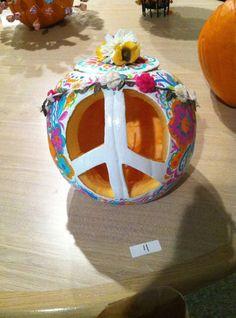 Pumpkin Carving Contest  Halloween 2011