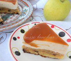 Semifrio maçã / caramelo