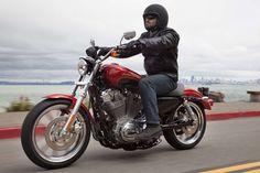Harley Davidson sportster 1200 отзывы #8