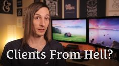 There's No Such Thing as Clients From Hell http://seanwes.tv/86