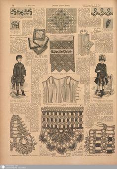 40 [34] - Nr. 5. - Illustrierte Frauenzeitung - Seite - Digitale Sammlungen - Digitale Sammlungen