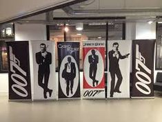 Image result for 007 theme event