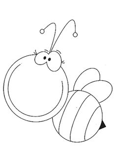 would be a great paper piecing Colouring Pages, Coloring Sheets, Coloring Books, Applique Templates, Applique Patterns, Digi Stamps, Coloring Pages For Kids, Kids Coloring, Easy Drawings
