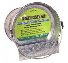 Ware Manufacturing Backyard Water Bucket - 128 fl oz
