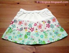 RobyGiup handmade: Gonna Camilla - Camilla skirt