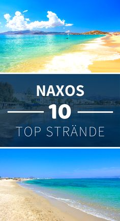 Naxos: the 10 most beautiful beaches - Modern Taper Fade, Cruise Tips Royal Caribbean, Outdoor Reisen, Naxos Greece, Travel Itinerary Template, Travel Route, Vacation Deals, Most Beautiful Beaches, Greek Islands