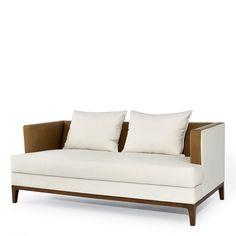 Christian Liaigre, Inc. Chamois Sofa