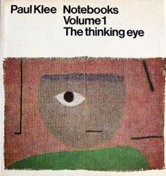 Richard Saul Wurman recommends Paul Klee: Notebooks Volume 1 The thinking eye