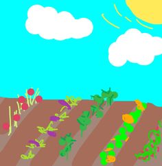 Farm in DrawSomething