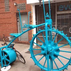 unusual blue things - Google Search