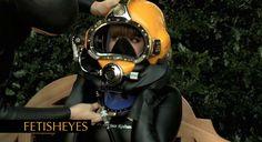Diving Wetsuits, Scuba Diving Gear, Scuba Girl, Mask Girl, Seiko Diver, Underwater, Aqua, Sexy, Antique
