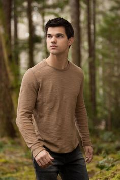 Jacob Black (Taylor Lautner): The Twilight Saga: Breaking Dawn — Part 2 - Photo: Courtesy of Summit Entertainment.