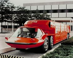 1964 GM Bison. This is so Hot Wheels looking ... it's cool.