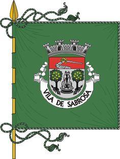 Bandeira de Sabrosa