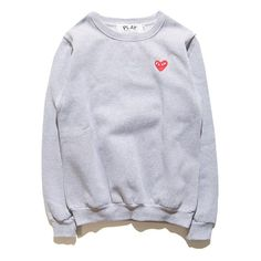 Comme des Garsons Play Grey