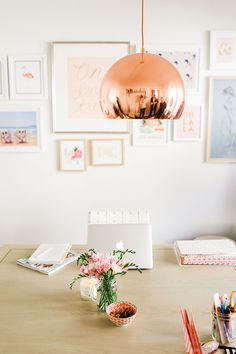 How to create the most inspiring work space