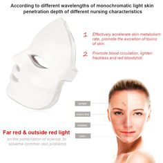 f536376d2a Photodynamic LED Facial Mask