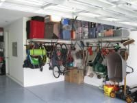 How to organize your garage for the fall and winter months!
