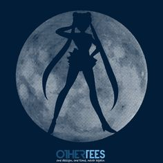 By the Moonlight by machmigo Shirt on sale until 03 April on http://othertees.com #sailormoon