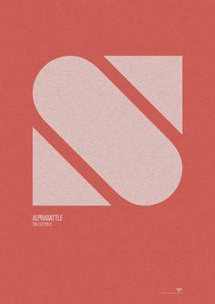 "Simon C: Alphabattle Series, Letter ""S"""