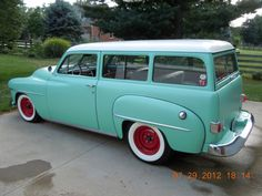 1952 Plymouth Maintenance/restoration of old/vintage vehicles: the material for new cogs/casters/gears/pads could be cast polyamide which I (Cast polyamide) can produce. My contact: tatjana.alic@windowslive.com